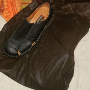 Cole Haan authentic leather black dress shoes